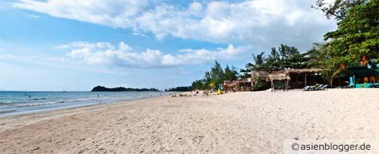 klong dao beach koh lanta
