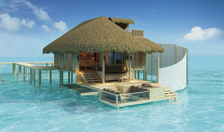 Neues Six Senses Resort Auf Den Malediven