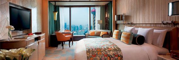 The Ritz-Carlton eröffnet zweites Hotel in Shanghai