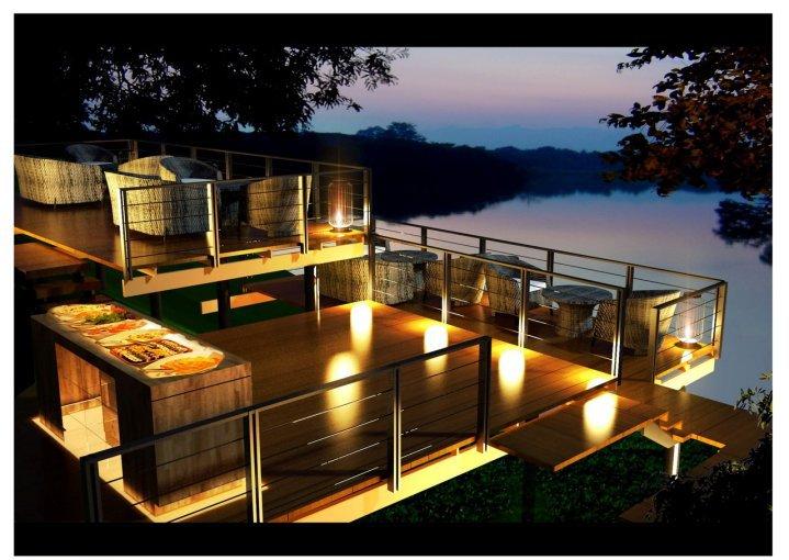 Neues U Hotel & Resort in Kanchanaburi