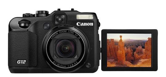 Canon PowerShotG12