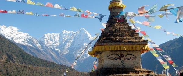 Zur Wiege Buddhas unter dem Dach der Welt