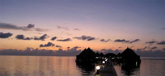 Wetter Malediven Beste Reisezeit und Klimatabelle