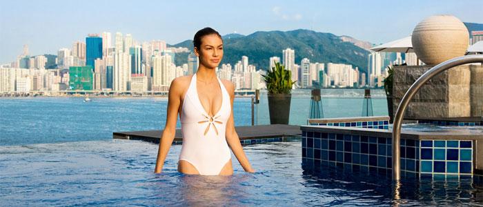 Aber bitte mit Aussicht - Die schönsten Pools mit Aussicht in Asien