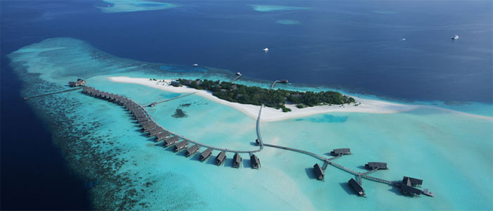 Die schönsten Luxushotels auf den Malediven