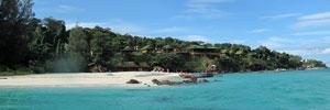 """Das wichtigste im Asienurlaub - ein Resort direkt am Strand.<br /> <a href=""""https://asienblogger.de/category/unterkunft/am-strand/"""" title=""""Direkt am Strand übernachten"""">» Die besten Resorts direkt am Strand</a>."""