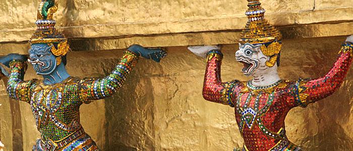 Smaragd-Buddha – Magie aus Jade in Bangkok