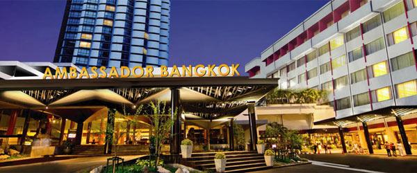 Songkarn Angebot des Ambassador Hotel in Bangkok