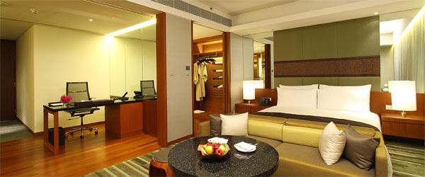 Studio Suite des Hansar Hotels in Bangkok